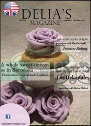 Delia's magazine #1 http://issuu.com/delias_magazine/docs/deliasmagazineenglish1