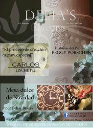 Delia's Magazine nº2 http://issuu.com/delias_magazine/docs/deliasmagazinenumero2
