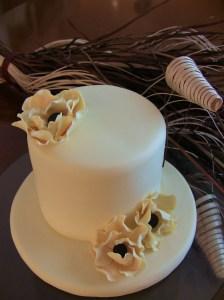 Anemone Yellow Cake