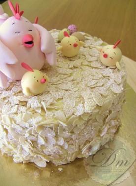 Easter Hen & Chicks