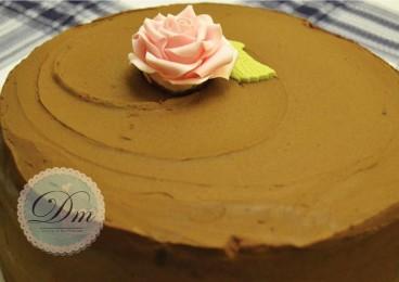 Luscious Orange Cake