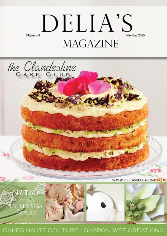 Delia's Magazine nº5 http://issuu.com/delias_magazine/docs/n5
